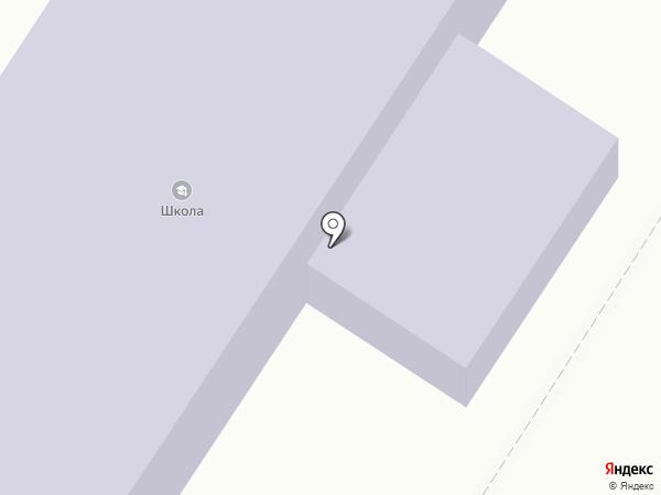Елыкаевская средняя общеобразовательная школа на карте Андреевки