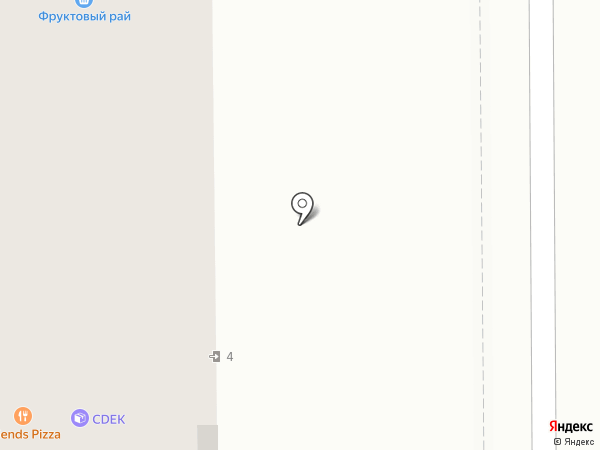 Бисквит на карте Кемерово