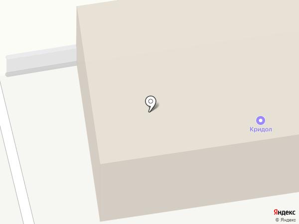 Кридол, ЗАО на карте Ленинска-Кузнецкого