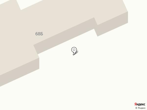 Продовольственный магазин на карте Ивановки