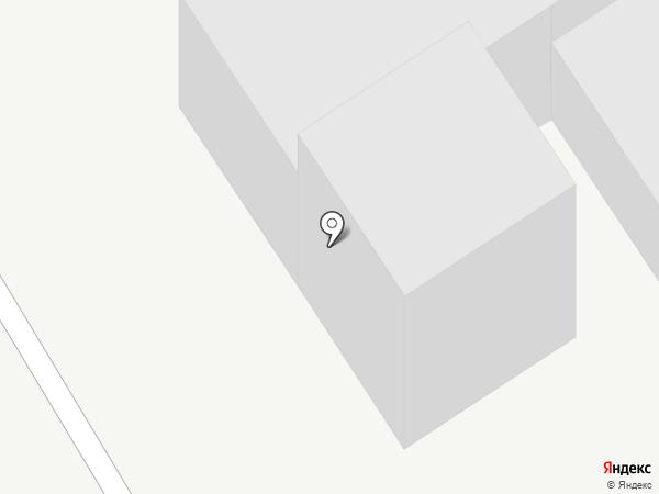 Экономный дом на карте Ленинска-Кузнецкого