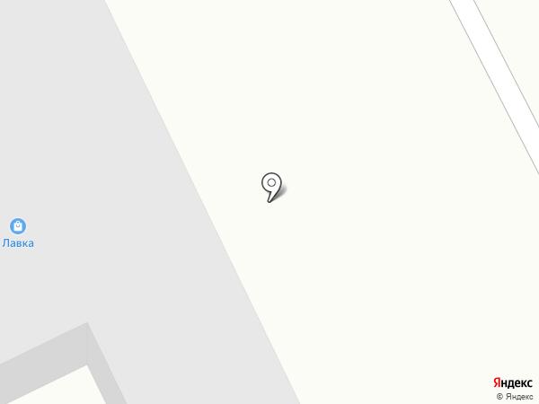 Лавка на карте Елыкаево