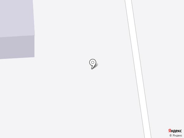 Продовольственный магазин на карте Елыкаево
