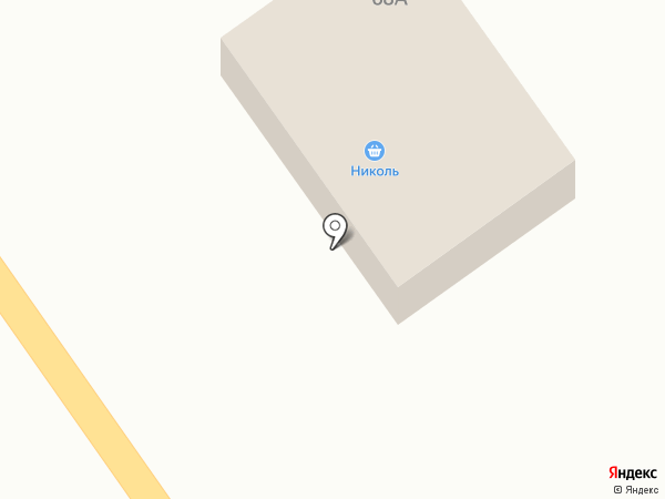 Qiwi на карте Белово