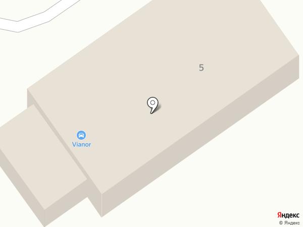 Vianor на карте Белово