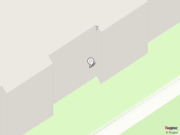 Детская библиотека №16 на карте Белово