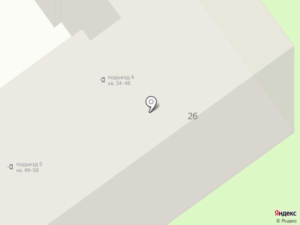 Аварийная служба на карте Белово