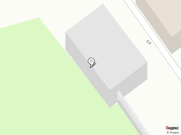 Автостоянка на карте Белово