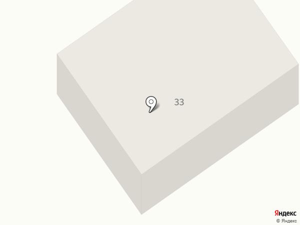 АЗковка на карте Белово