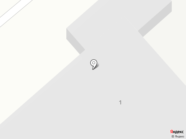 Приход храма Воздвижения Креста Господня на карте Белово
