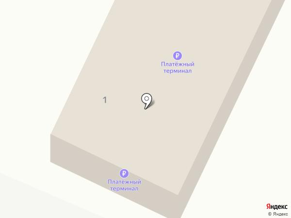Урожайка на карте Белово