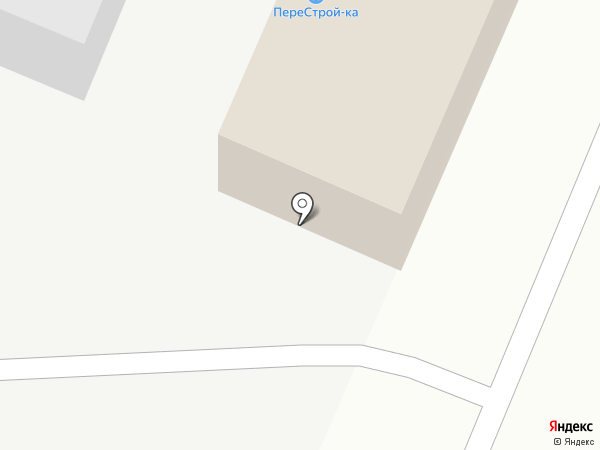 ПереСтрой-ка на карте Белово