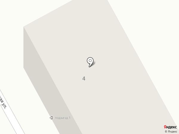 Юность на карте Нового Городка