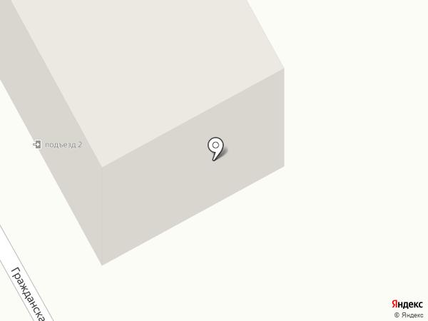 Центр социального обслуживания населения на карте Нового Городка