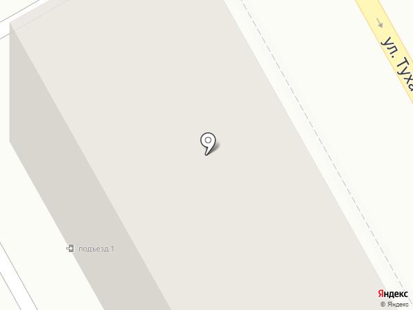 Стом Сервис на карте Нового Городка