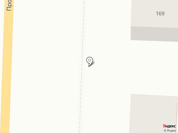 Экспресс-сервис на девятой на карте Белово