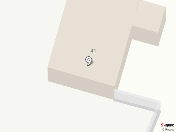 Полянка на карте Нового Городка