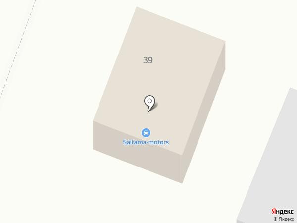 Saitama-motors на карте Белово