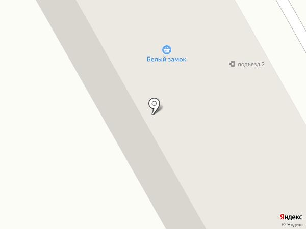Любимый на карте Нового Городка