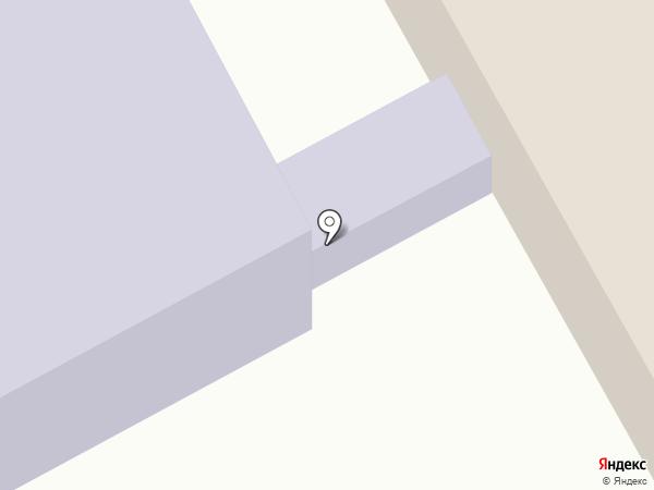 Детский сад №55, Богатырь на карте Нового Городка