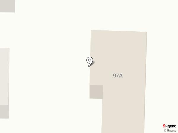 Автомагнат на карте Белово