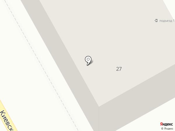 ГРАНИТ на карте Нового Городка
