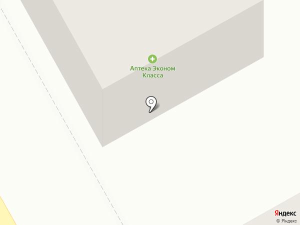 Элифант на карте Нового Городка