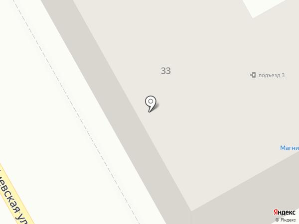 Tropicana на карте Нового Городка