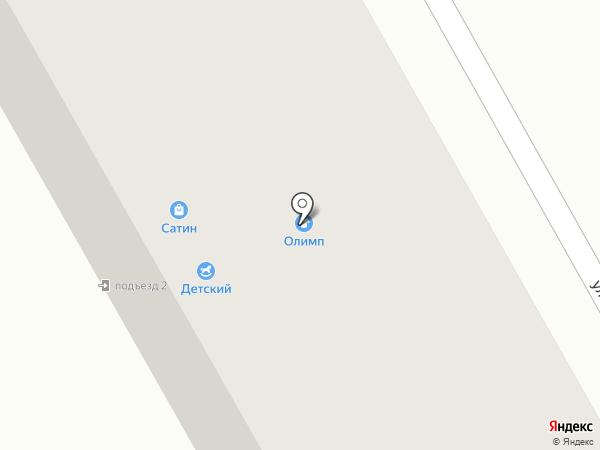 ТелекомСервис на карте Нового Городка
