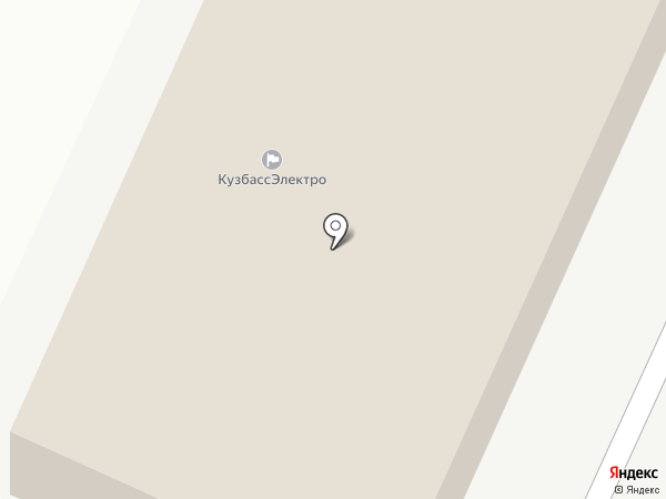 КузбассЭлектро на карте Белово
