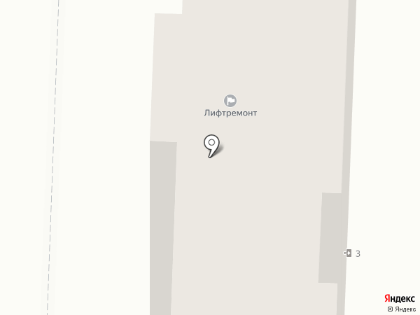 Лифтремонт на карте Белово