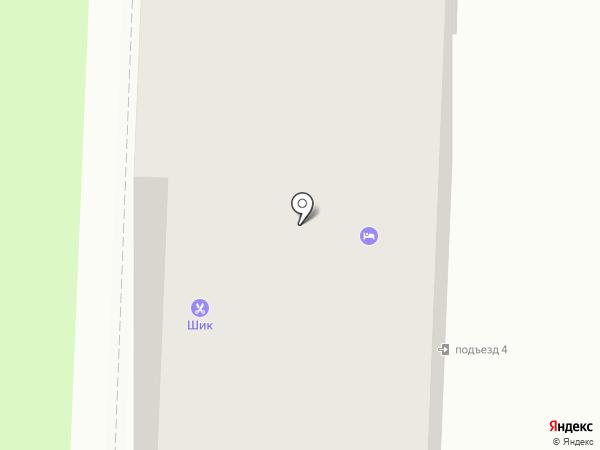 Шик на карте Белово