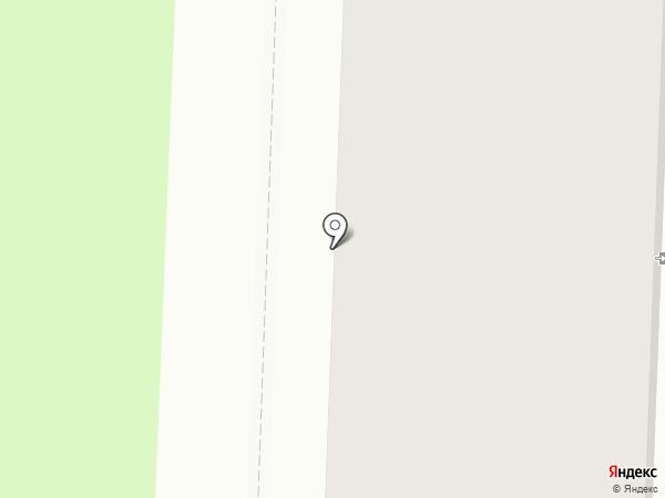 Первый дверной на карте Белово