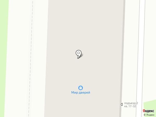 Мир дверей на карте Белово