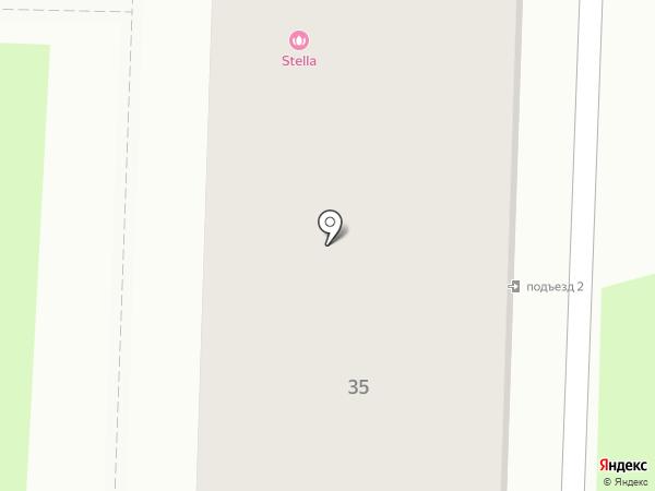 Мастерстрой на карте Белово