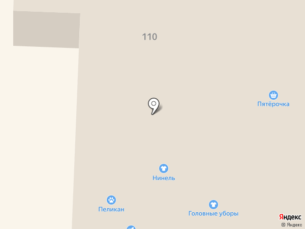 Бутик мужской одежды на карте Белово