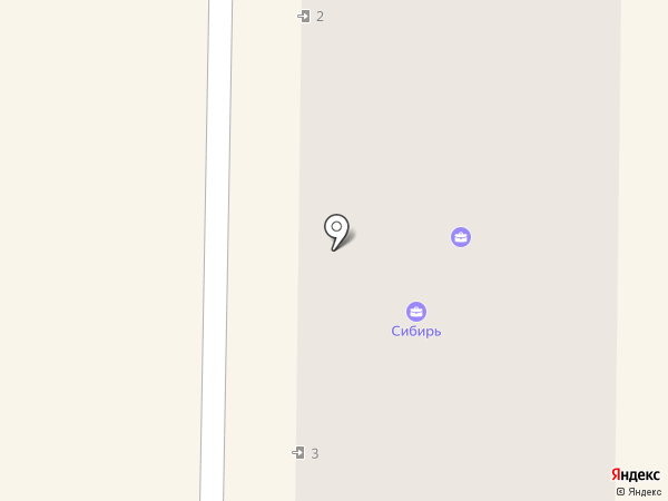 Бухгалтерско-юридическая компания на карте Белово