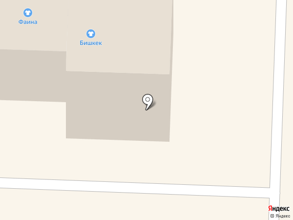 Ретро на карте Белово