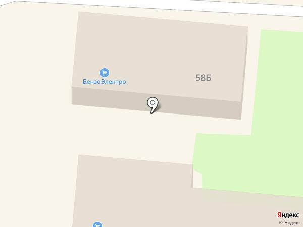 Ваши двери на карте Белово