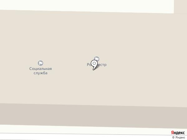 Координационно-методический центр Беловского муниципального района, МБУ на карте Белово
