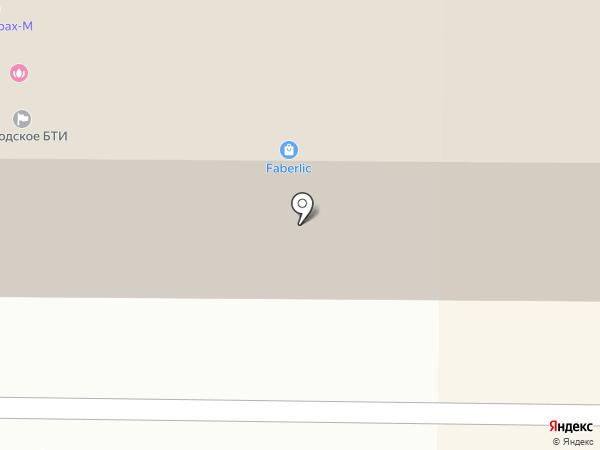 РЕН ТВ-Белово на карте Белово