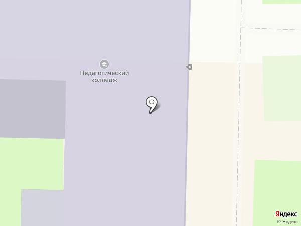 Школа радости на карте Белово