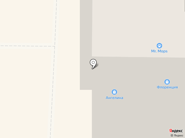 Ангелина на карте Белово
