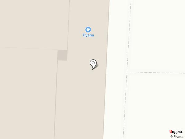 Анко-фарм на карте Белово