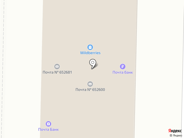 Абсолют-Пласт на карте Белово