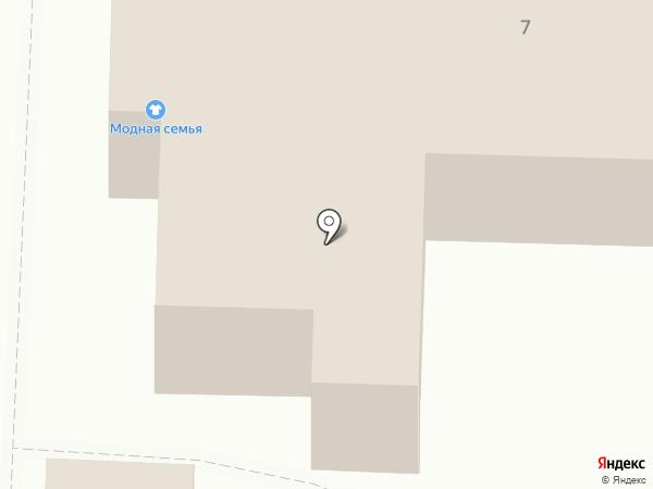 АктивДеньги-Н на карте Белово