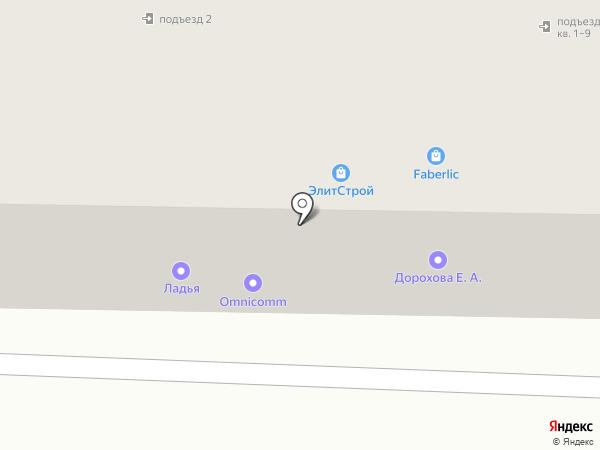 Madelon на карте Белово
