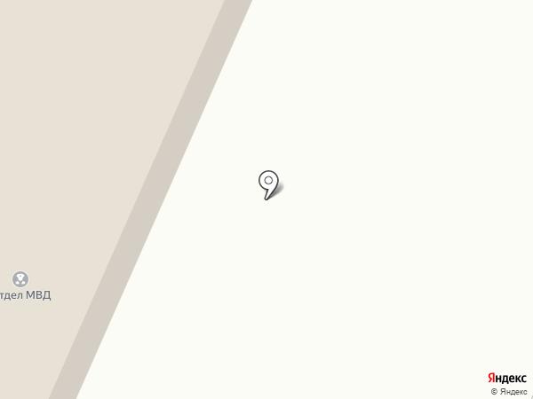 Отделение по контролю за оборотом наркотиков на карте Белово