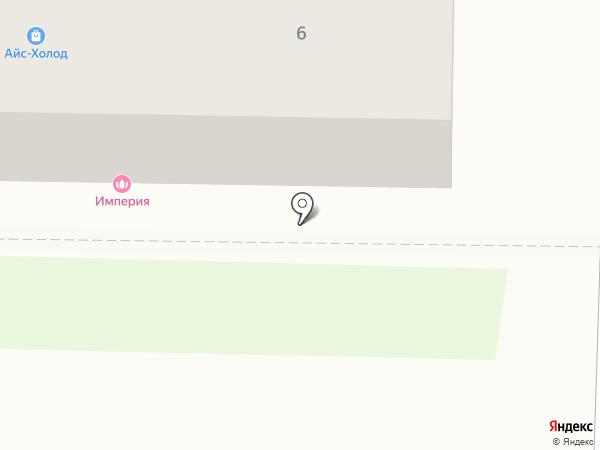 Мажор на карте Белово