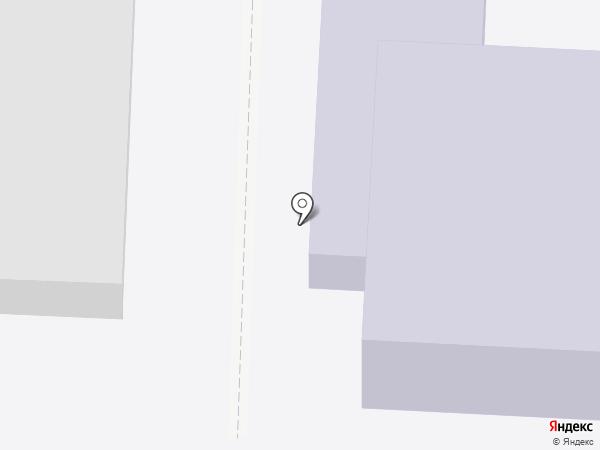 Детский сад №37 на карте Белово